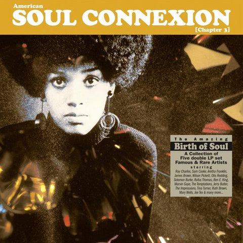 Various - American Soul Connexion - Chapter 3 (2xLP)