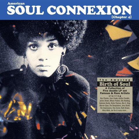 Various - American Soul Connexion - Chapter 4 (2xLP)