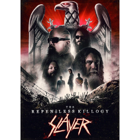 Slayer - The Repentless Killogy (Blu-Ray)