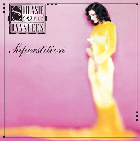 Siouxsie & The Banshees - Superstition (2xLP, Etched Vinyl)