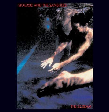 Siouxsie & The Banshees - The Scream (LP)