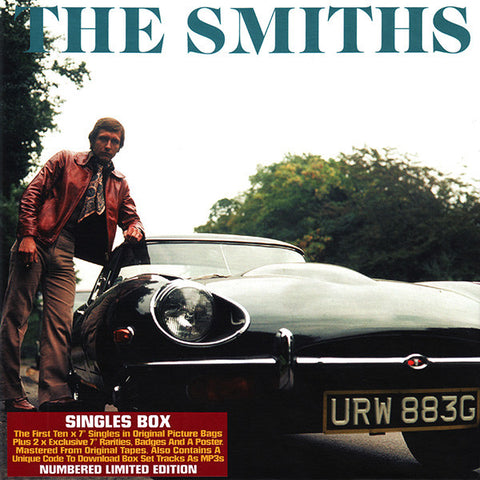"The Smiths - Singles Box (12x7"")"
