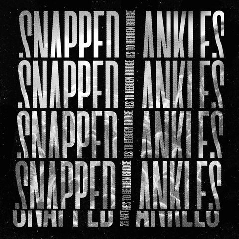 [RSD20] Snapped Ankles - 21 Metres to Hebden Bridge (LP, Leaf Green vinyl)
