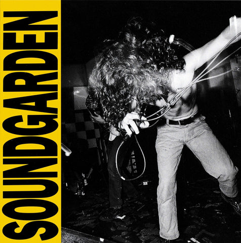 Soundgarden - Louder Than Love (LP, 2016 Reissue)