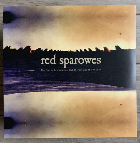 Red Sparowes - The Fear Is Excruciating, But Therein Lies The Answer (LP, Coloured vinyl)