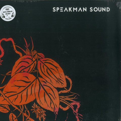 "Speakman Sound - Warm EP (12"")"