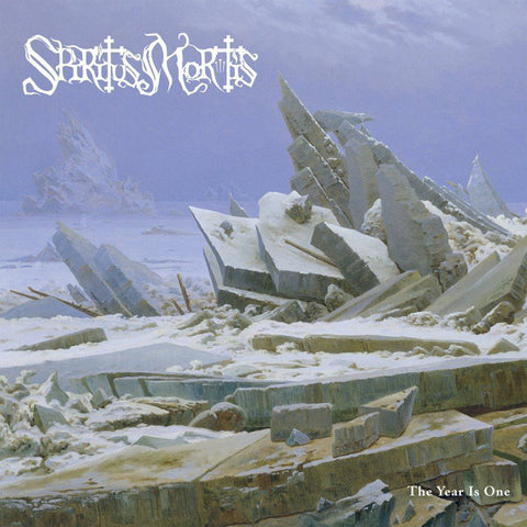 Spiritus Mortis - The Year Is One 2xLP