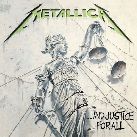 Metallica - ...And Justice For All (6xLP, 12xCD, 4xDVD Boxset)