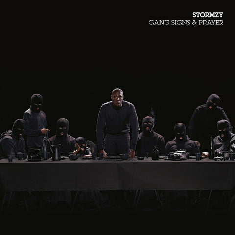 Stormzy - Gang Signs & Prayers (2xLP)