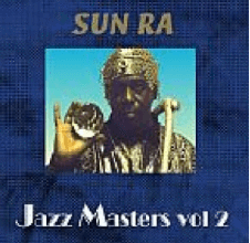 Sun Ra - Jazz Masters Vol 2 (2xCD)
