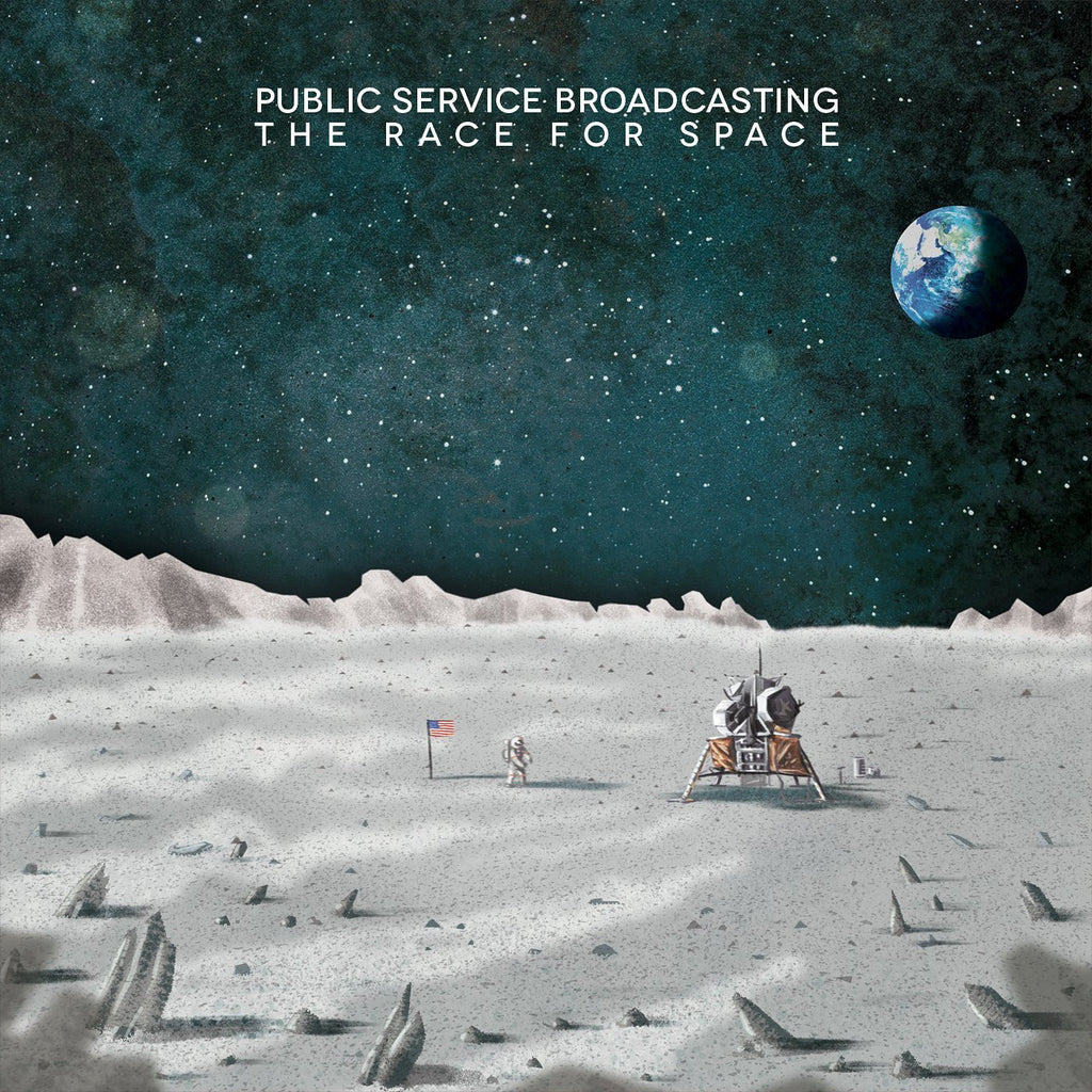 Public Service Broadcasting - The Race For Space (LP)
