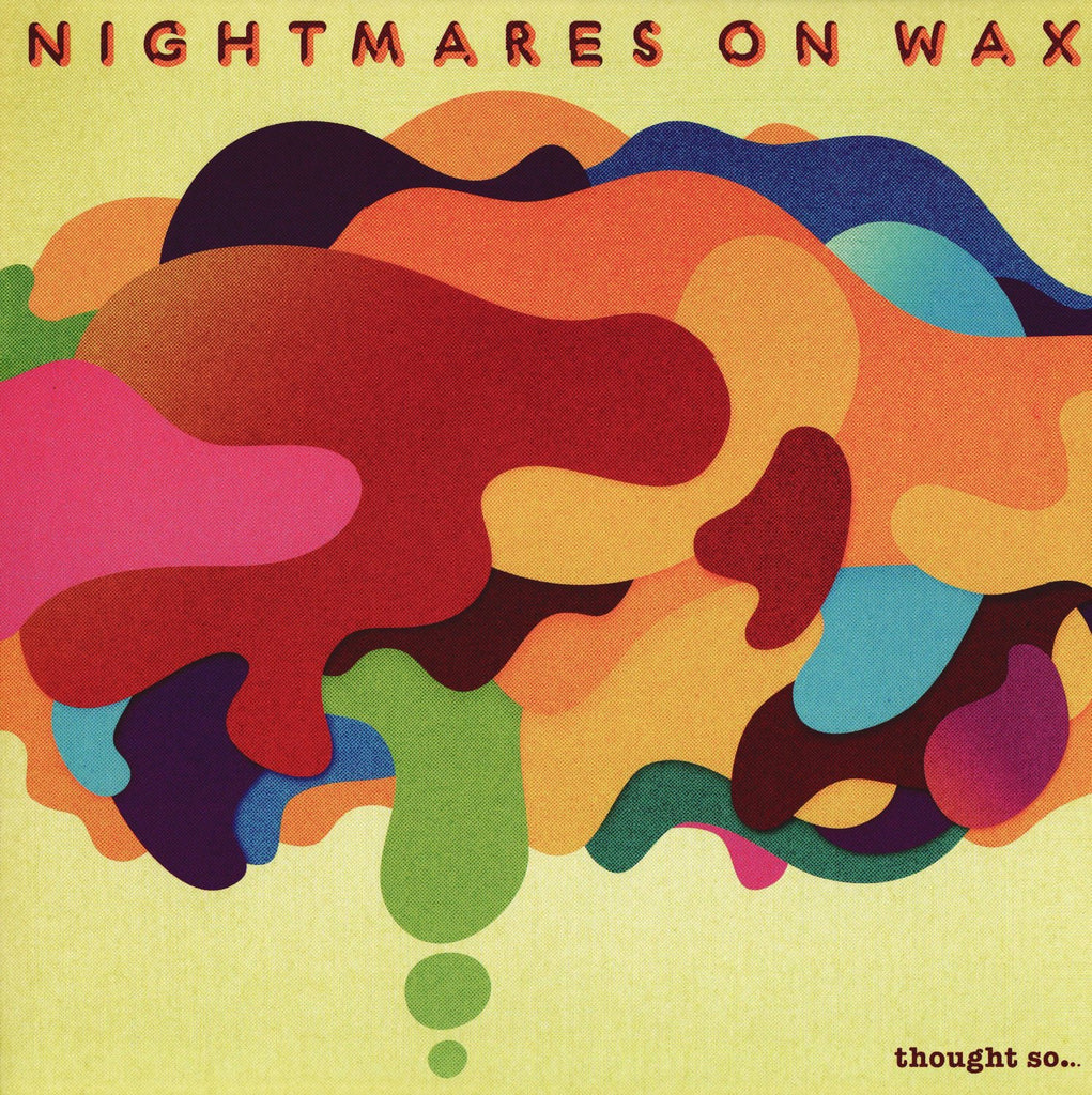 Nightmares on Wax - Thought So... (2xLP)