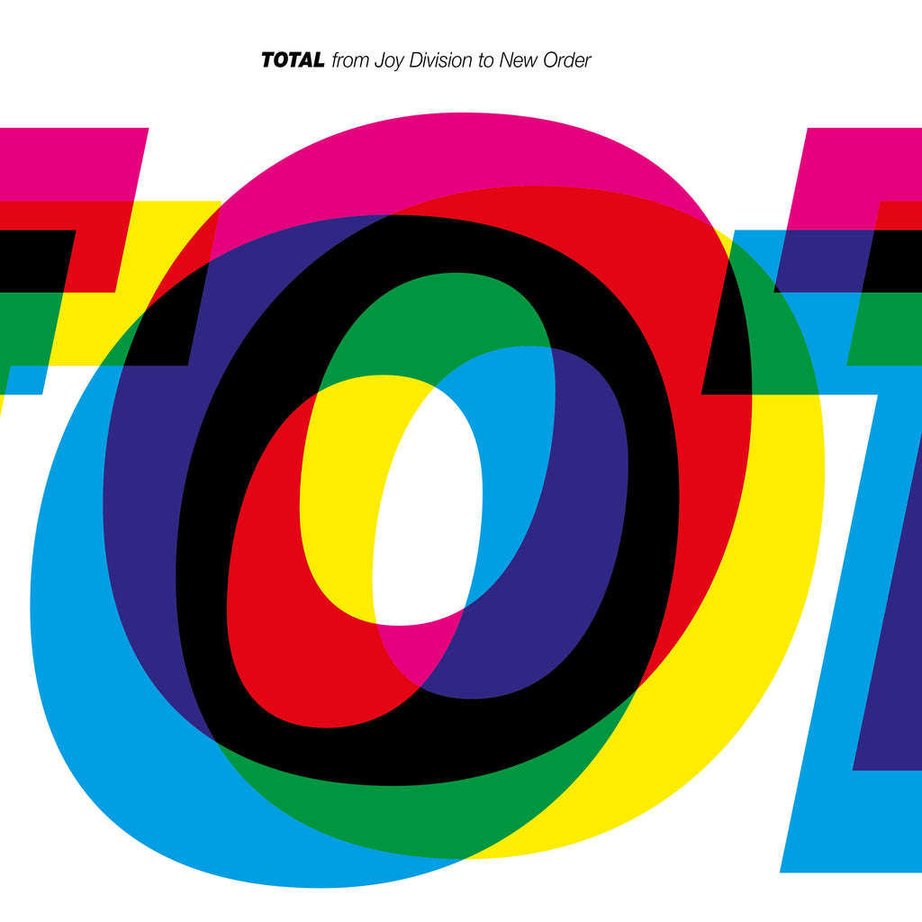 New Order / Joy Division - Total (2xLP, 180g Vinyl)