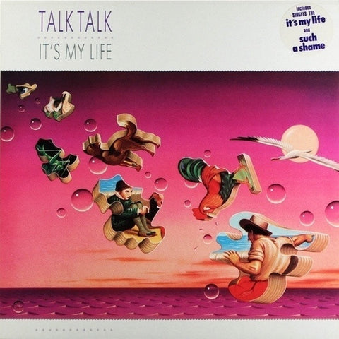 Talk Talk - It's My Life (LP, 2017 Remaster)