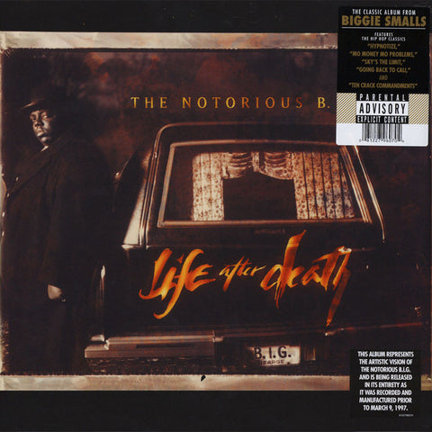 Notorious B.I.G. - Life After Death (3xLP)