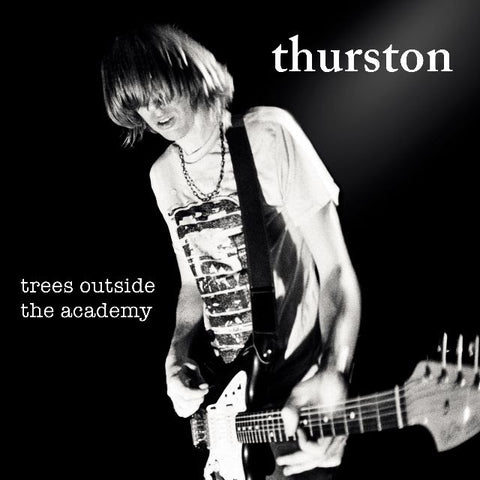 Thurston Moore - Trees Outside The Academy (LP, Cream/Green Swirl)