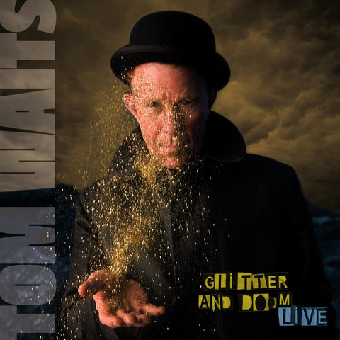 PREORDER - Tom Waits - Glitter & Doom Live (2xLP, Remastered)