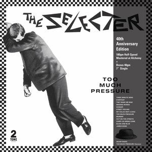 PREORDER - The Selector - Too Much Pressure [40th Anniversary Edition] (3xCD)