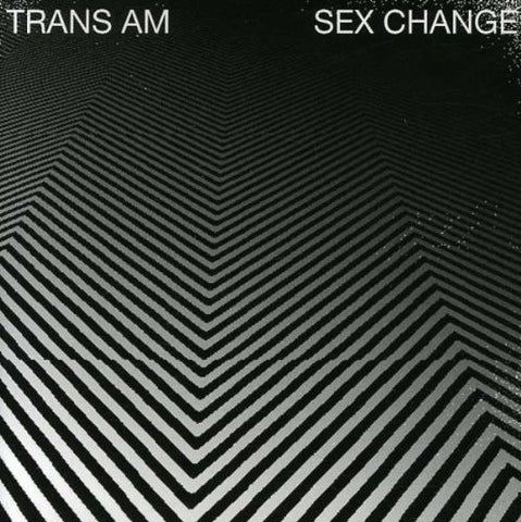 Trans Am - Sex Change (LP, White Vinyl)
