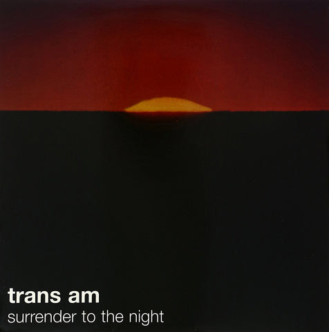 Trans Am - Surrender To The Night (LP, Red Vinyl)