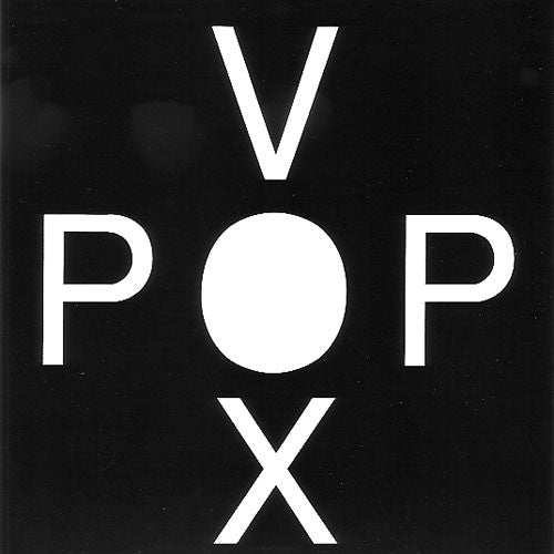 "Vox Pop - Cab Driver 7"" Single"