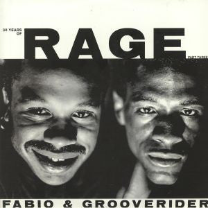 Various - Fabio & Grooverider present 30 Years Of Rage: Part 3 (2xLP)
