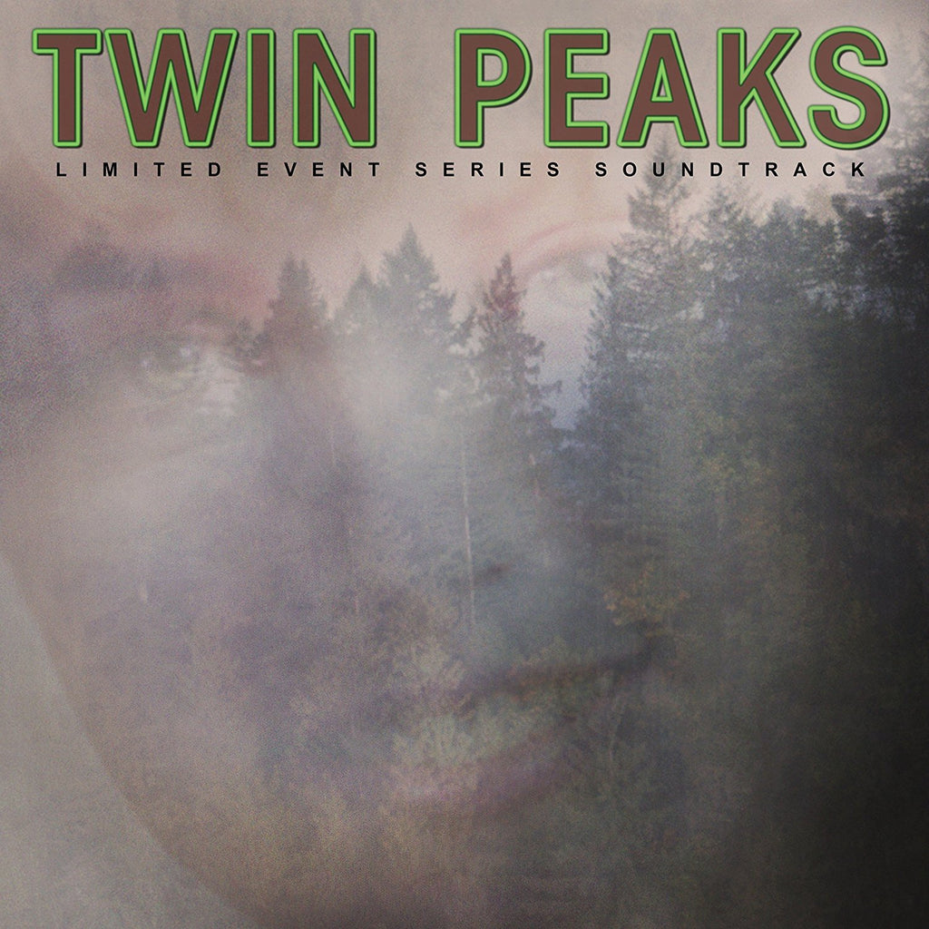 Various - Twin Peaks: Tracks From The Limited Event Series Score (2xLP, Neon Green Vinyl)