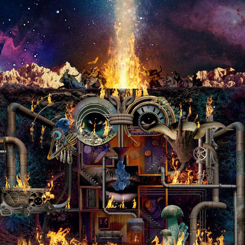 Flying Lotus - Flamagra (2xLP, Indie Excl. Deluxe Pop Up Version)