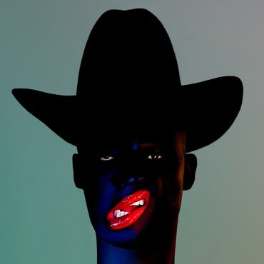 Young Fathers - Cocoa Sugar (LP, Indie excl. blue vinyl)