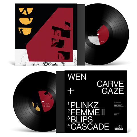 "Wen - Carve & Gaze EP (12"")"