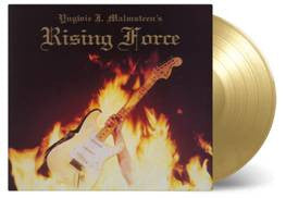 Yngwie Malmsteen - Rising Force (LP, 180gm, Gold Vinyl)