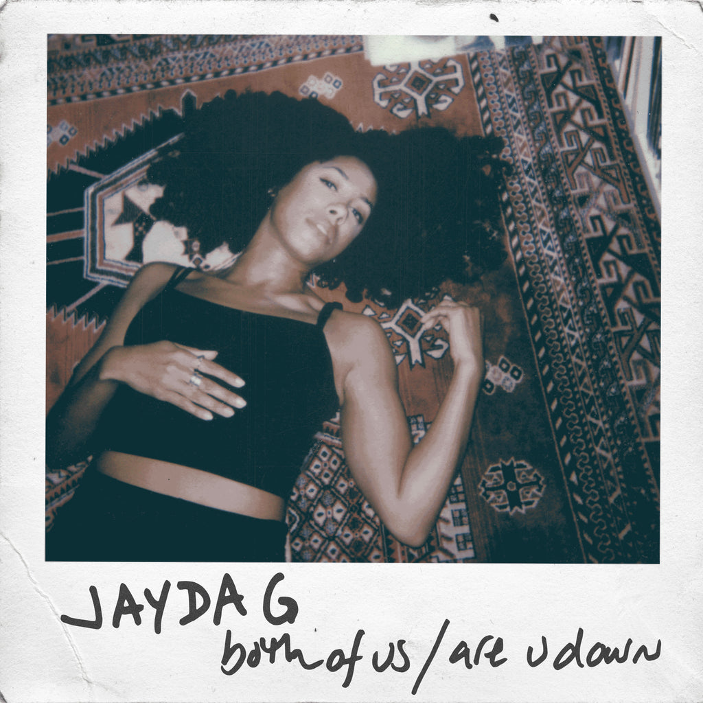"Jayda G - Both Of Us EP (12"")"