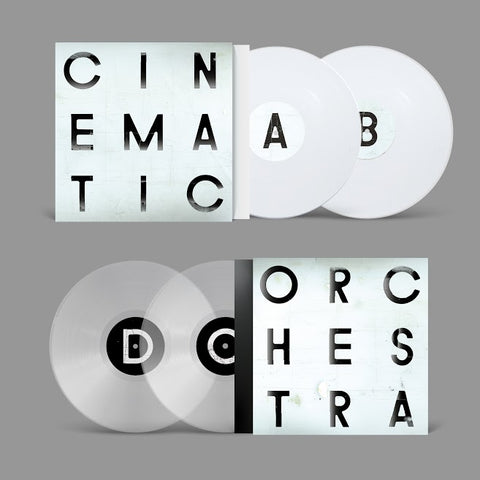 The Cinematic Orchestra - To Believe (2xLP, 180g White/Clear Vinyl)