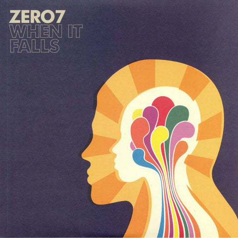 Zero 7 - When It Falls (2xLP, 2019 Reissue)