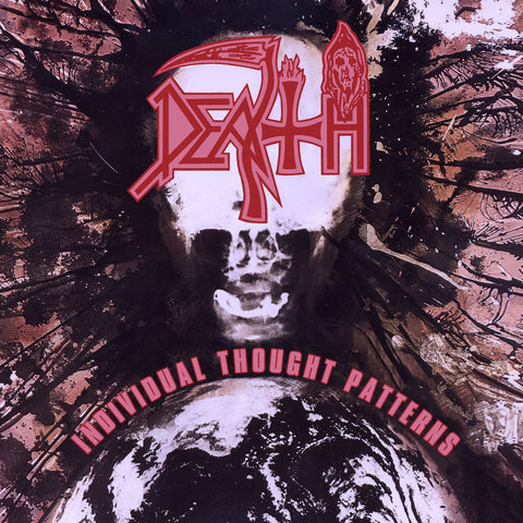 Death - Individual Thought Patterns: 25th Anniversary Edition (2xLP, Silver Vinyl)