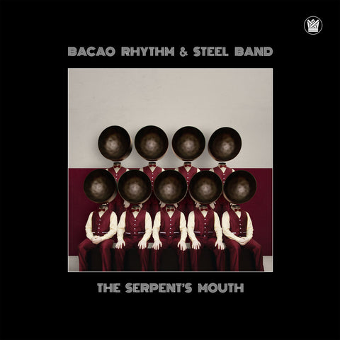 Bacao Rhythm & Steel Band - The Serpent's Mouth (LP)