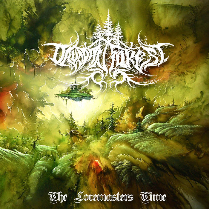 Druadan Forest - The Loremasters Time (CD)