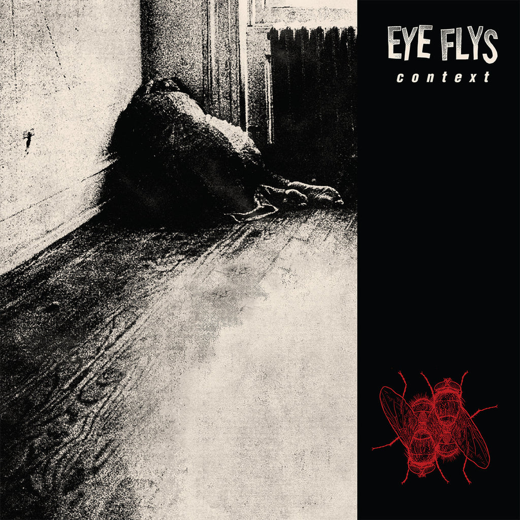 Eye Flys - Context (LP, Smokey Black Vinyl)