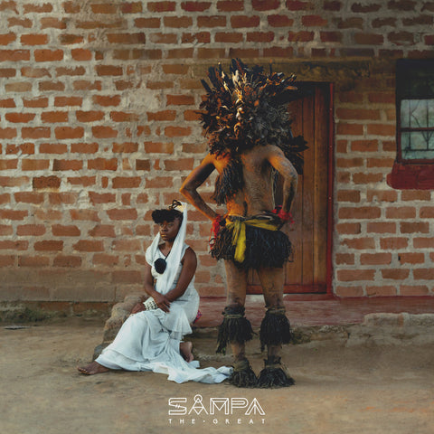 Sampa the Great - The Return (2xLP, Indie Excl. 140g Red and Green Vinyl)