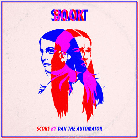 Dan The Automator - Booksmart (LP, Blue Marble Vinyl)