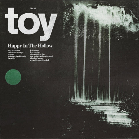 Toy - Happy in the Hollow (LP, Pale Blue Vinyl)