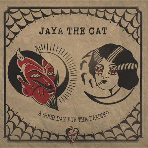 Jaya The Cat - A Good Day For The Damned (Limited Red Vinyl 180g LP)