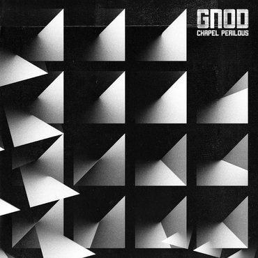 Gnod - Chapel Perilous (LP, blue vinyl)