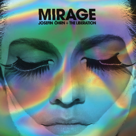Josefin Öhrn & The Liberation - Mirage (LP, blue vinyl)