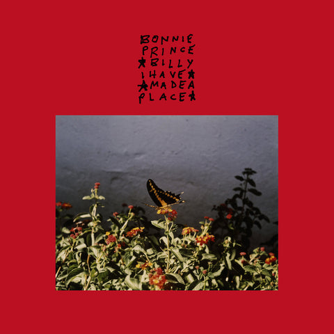 "Bonnie ""Prince"" Billy - I Made A Place (LP, Indie Excl. Transparent Red Vinyl)"