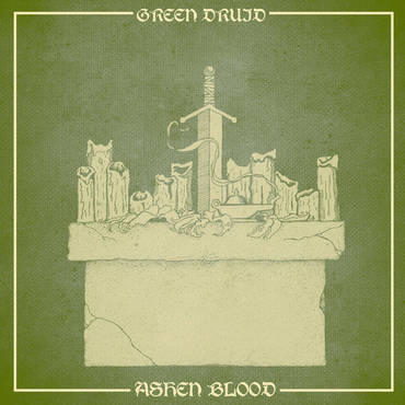 Green Druid - Ashen Blood (2xLP)