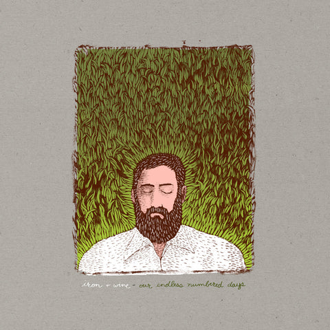 Iron & Wine - Our Endless Numbered Days: Deluxe (2xLP, Indie Excl. Dark Green Vinyl)