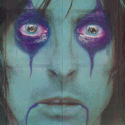Alice Cooper - From The Inside (LP. 140g Rocktober Green/Black Vinyl)