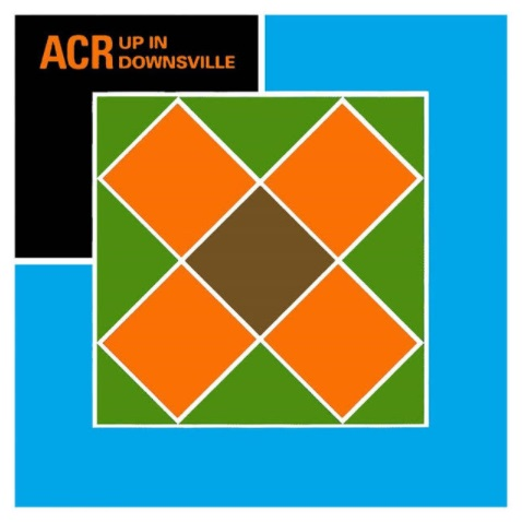 A Certain Ratio - Up In Downsville (2xLP, Light Blue vinyl)