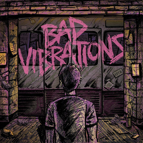 A Day To Remember - Bad Vibrations (LP, Indies-Only Coloured Vinyl)